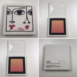 MAC Toledo Ripe Peach Ombré Blush.